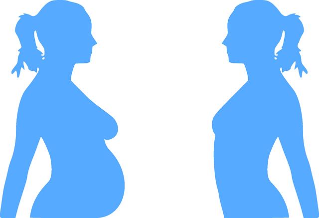 pre pregnancy shape